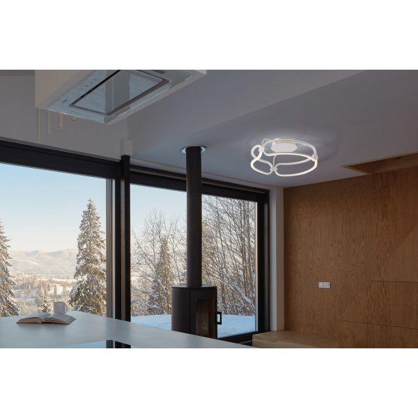 Φωτιστικό Οροφής Luce Ambiente Design Infinity-PL45 8031414868834